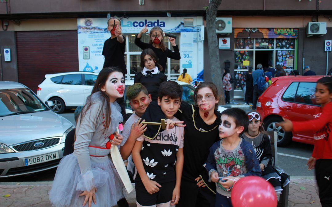 El Parke celebró su particular Halloween de 2019